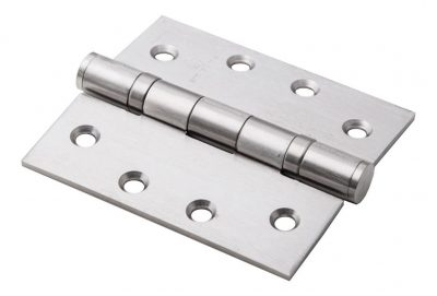 Partes de la puerta de metal