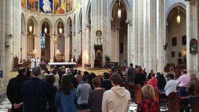 Partes de la liturgia eucarística