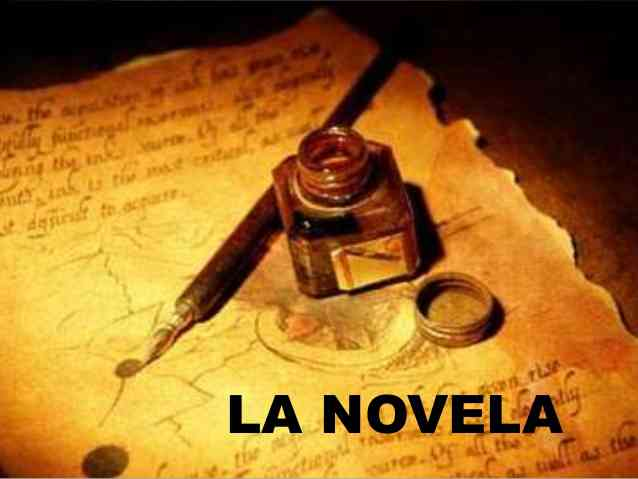 Partes De La Novela