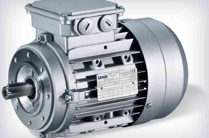 Partes principales de un motor electrico