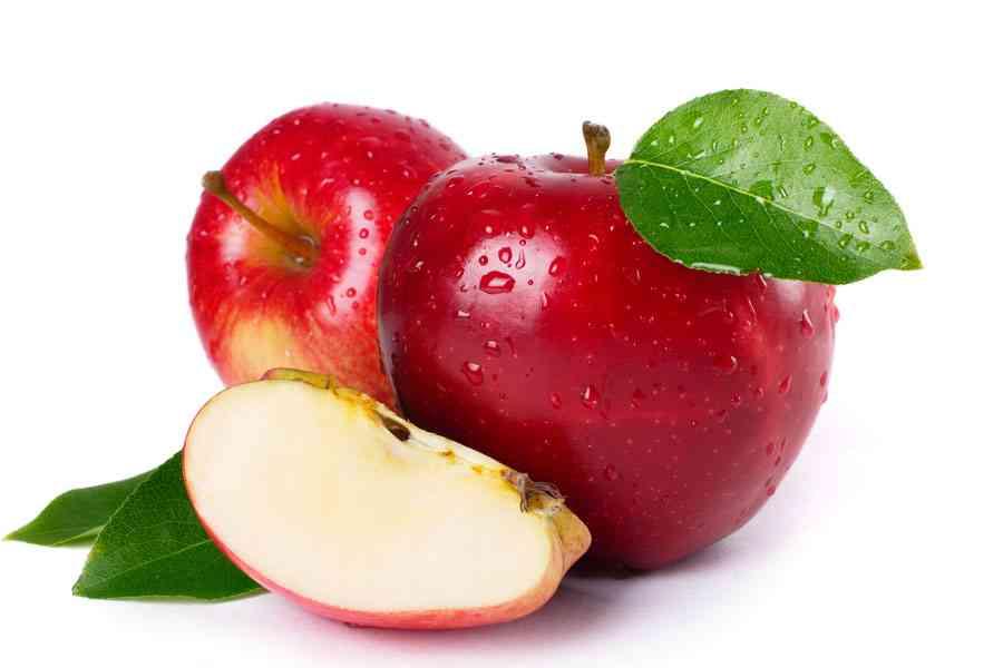 Partes de la manzana