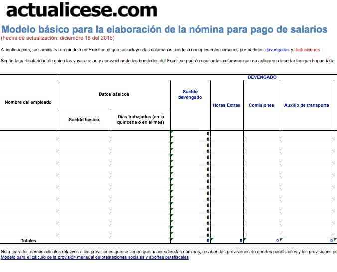 Modelo nomina empleadas de hogar 2016 as qued su for Nomina empleada de hogar 2015 modelo