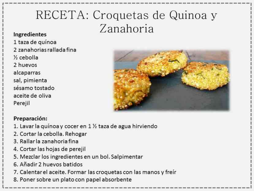 Partes de la receta for Ingredientes para cocinar
